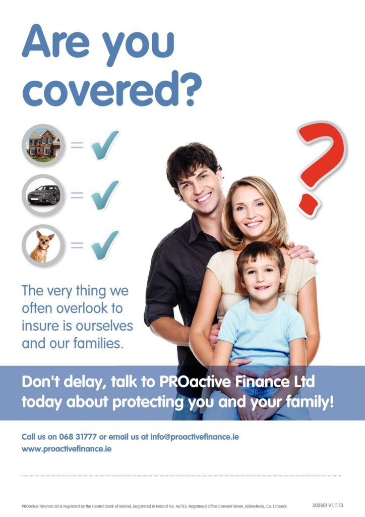 Life Cover - Pro Active Finance