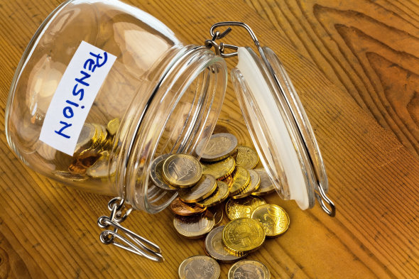 What happens to your pension if you die before retirement?